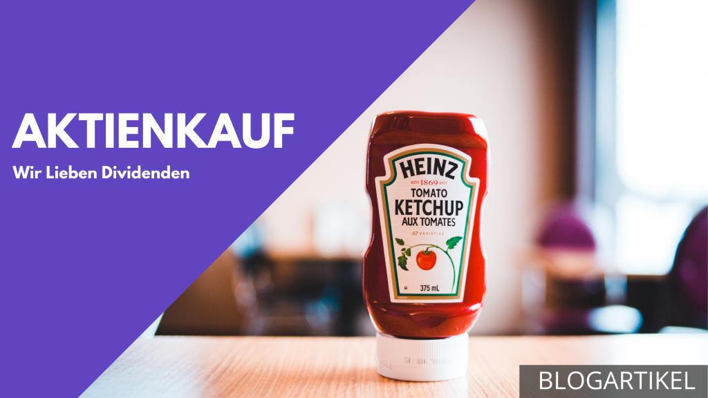 Aktienkauf Kraft Heinz